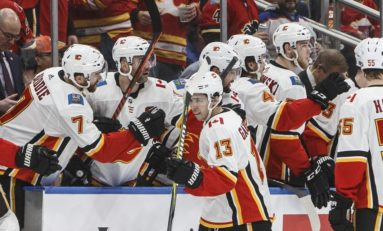 Flames' Playoff Letdown Could Lead to Offseason Moves