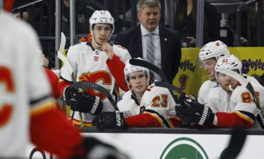 Flames Playoff Success Rests on Home Ice Advantage
