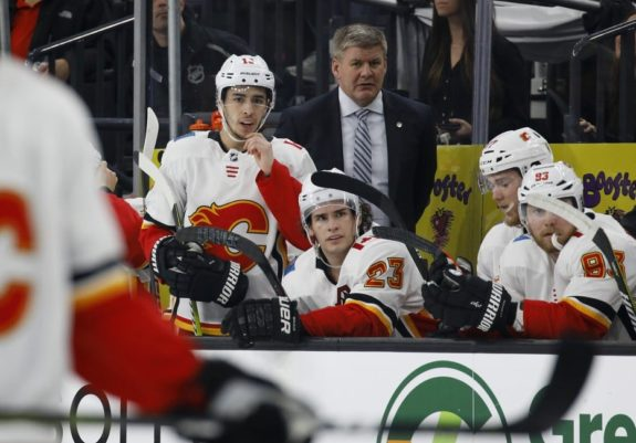 Bill Peters, Johnny Gaudreau