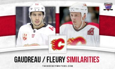 Theo Fleury Paved the Way for Johnny Gaudreau