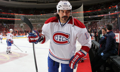 George Parros Hired to Head NHL Department of Player Safety