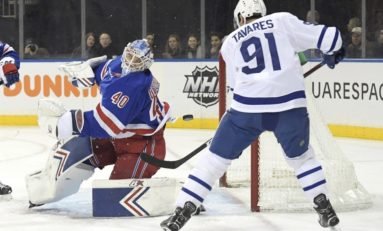 Rangers' Alexandr Georgiev Should Win the Backup Battle