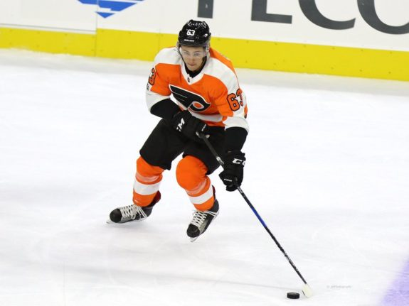 German Rubtsov Philadelphia Flyers
