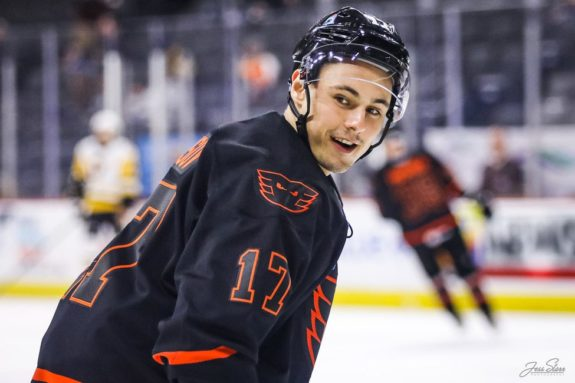 German Rubtsov Lehigh Valley Phantoms
