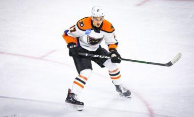 Flyers' Prospect Rubtsov Struggling to Make NHL Roster