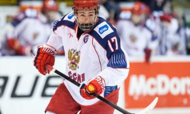 2018 WJC Team Russia Final Roster for Buffalo
