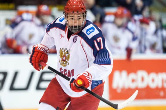 German Rubtsov Team Russia