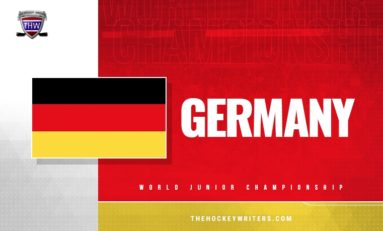 2021 World Junior Championship Team Germany Final Roster