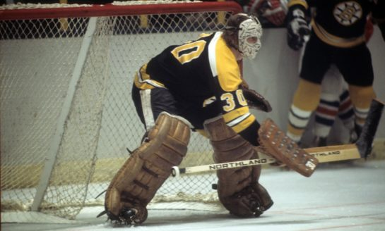 Top 3 All-Time Bruins Goalies