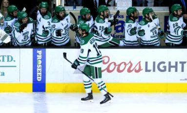 UND Hockey: Midterm Grades