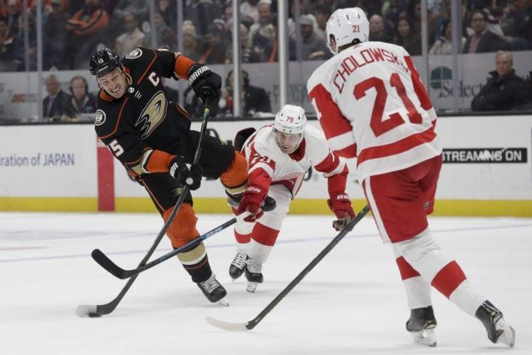 Ryan Getzlaf Anaheim Ducks