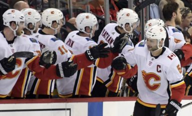 The Flames' MVP - Gaudreau or Giordano?