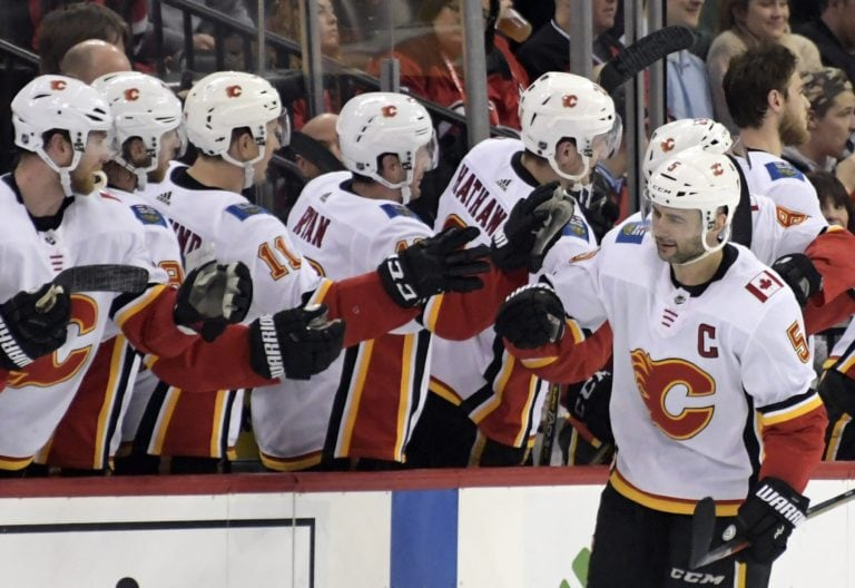 Calgary Flames Mark Giordano