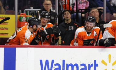Flyers Finally Flirting with NHL Awards