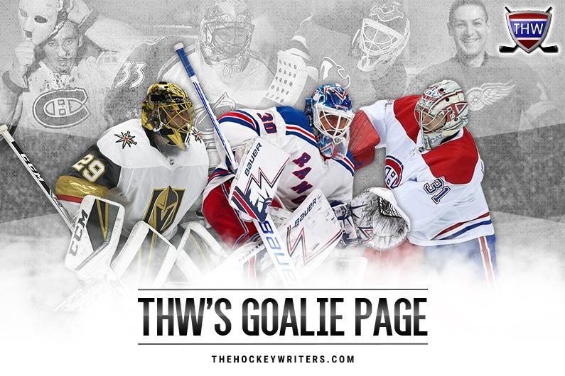 NHL Goalies
