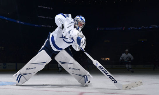 THW's Goalie News: Vasilevskiy Stays Hot, Fleury's Tribute & More