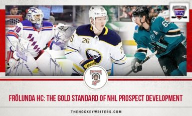 Frölunda HC: The Gold Standard of NHL Prospect Development