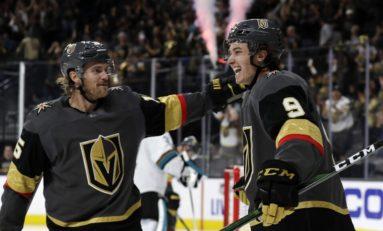 Golden Knights 12 Days of Hockeymas: Cody Glass' Season Projections