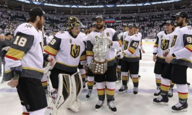 It's Good the Golden Knights Didn't Win the Cup