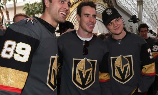 Countdown to Puck Drop - Day 51 - Golden Knights Historic First Season