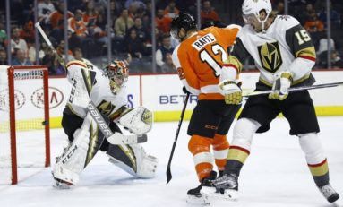 Flyers Showcase Depth, Increase Win Streak to Five