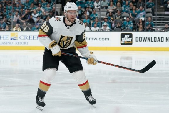 Vegas Golden Knights Paul Stastny