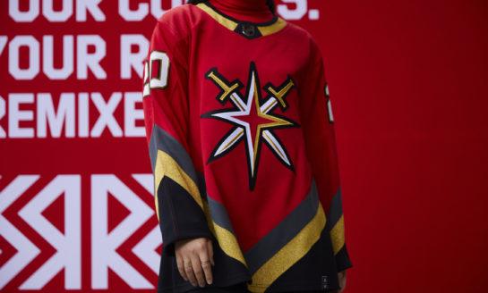 Golden Knights' Reverse Retro — Inspired by Hockey in the Desert