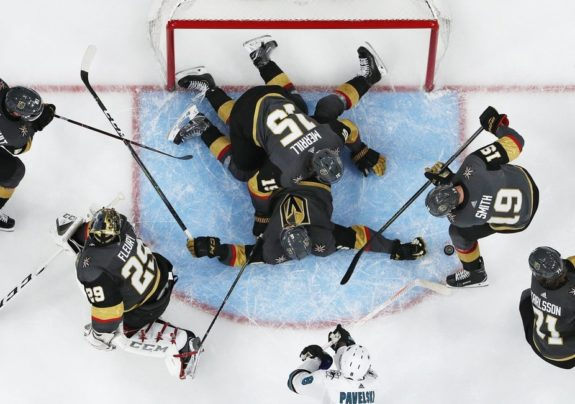 Vegas Golden Knights San Jose Sharks