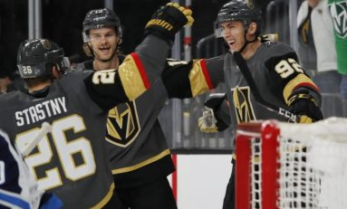 Golden Knights Have No Shortage of Captain Choices