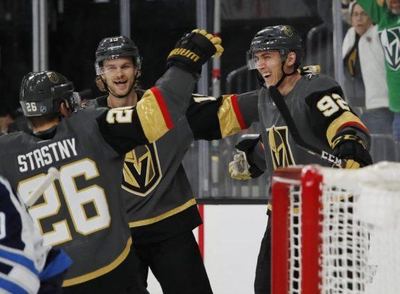 Vegas Golden Knights Tomas Nosek