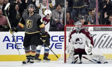 Golden Knights' Cup Prospects Improve With Division Realignment
