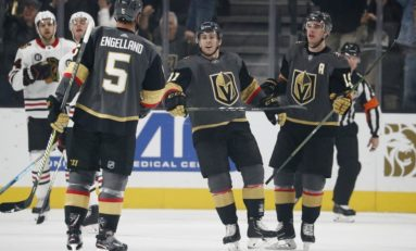 Golden Knights Foundation Lies in Karlsson, Marchessault & Smith