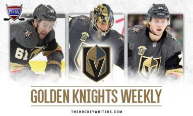 Golden Knights Weekly: Rookie Faceoff, Training Camp, Theodore & More