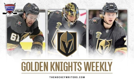 Golden Knights Weekly: Ups and Downs, Milestones, and More