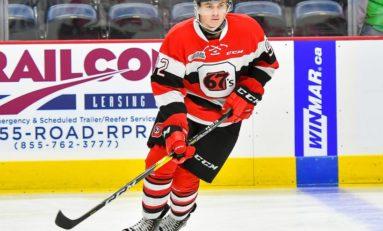 Graeme Clarke – 2019 NHL Draft Prospect Profile