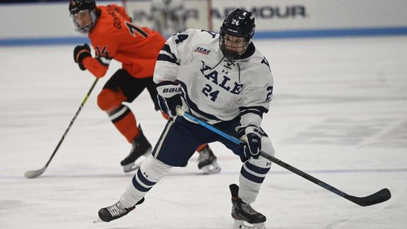 Graham Lillibridge (Lukas Flippo - Yale Athletics)