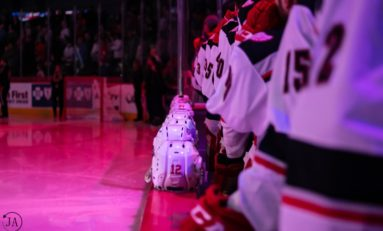 Griffins Players Stepping Up Amidst Playoff Push