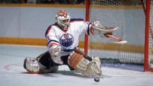 Grant Fuhr, Edmonton Oilers