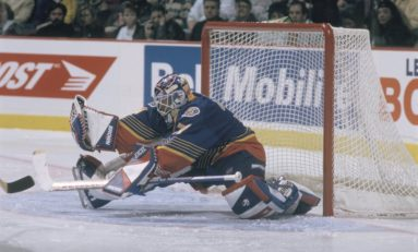 Grant Fuhr's Historic 1995-96 Season