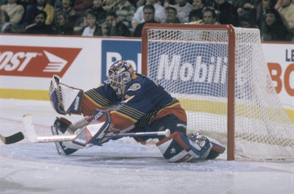 Grant Fuhr St. Louis Blues
