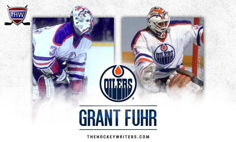 Edmonton Oilers Grant Fuhr