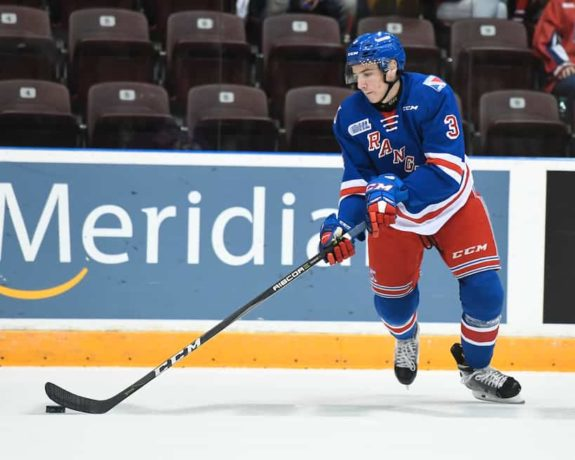 Grayson Ladd Kitchener Rangers