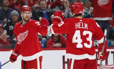 The Grind Line: Red Wings at the Trade Deadline