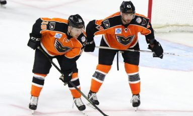 Phantoms & Checkers Expect Goals Galore