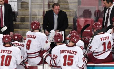 UMass Amherst Excited for Revitalized Hockey Team