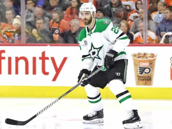 Dallas Stars defenseman Greg Pateryn
