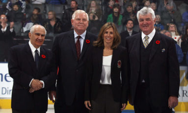 Former Maple Leafs GM Jim Gregory Dies at 83