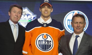 Oilers 12 Days of Hockeymas: Ten Top-10 Draft Picks Since the 2009 Draft