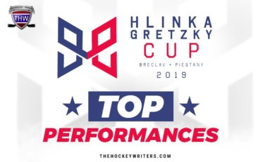2019 Hlinka Gretzky Cup: Top Performances