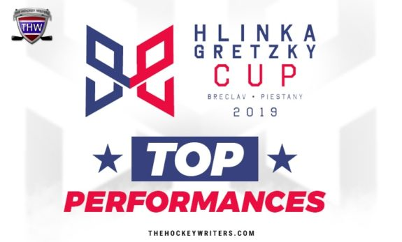 Hlinka Gretzky Cup 2019